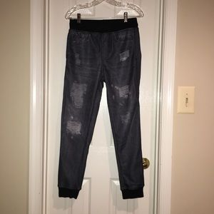 Boys Jean Jogger by Ring of Fire Size Large